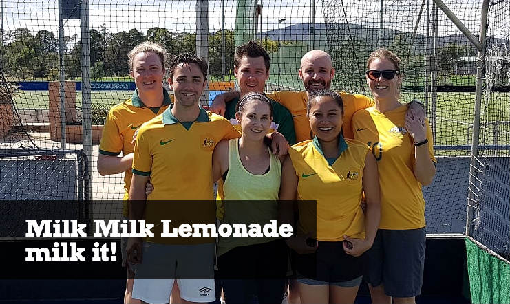 Milk Milk Lemonade - Summer 2018-19 champions